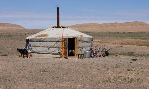 Zdjęcie MONGOLIA / - / Mongolia / Jurta (ger)