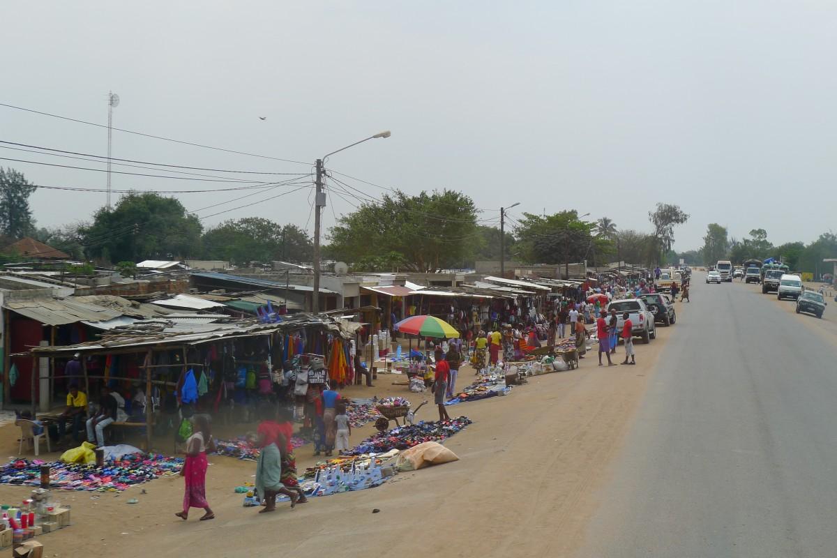 Zdjęcia: Gdzieś po drodze , Poł. - wschodni Mozambik , Czego dusza zapragnie, MOZAMBIK