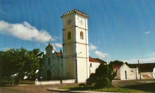 Zdjęcie MOZAMBIK / Środk. Mozambik / Inhambane / Kościół