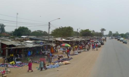 MOZAMBIK / Poł. - wschodni Mozambik  / Gdzieś po drodze  / Czego dusza zapragnie