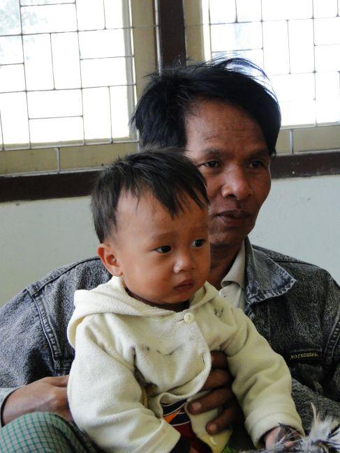 Zdjęcia: Tachileik, Pokolenia, MYANMAR