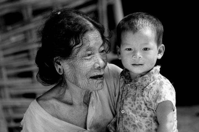 Zdjęcia: Chin State, KONKURS, MYANMAR