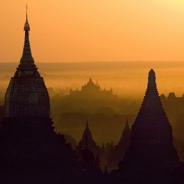 Zdjęcia: Bagan, Mandalay, powrocmy jak za dawnych lat...., MYANMAR