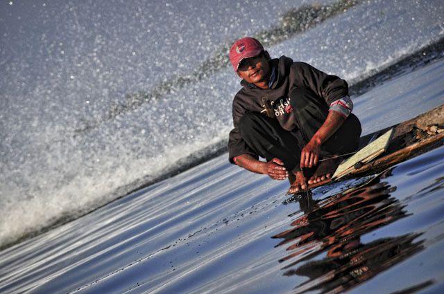 Zdjęcia: Inle Lake, ..., MYANMAR