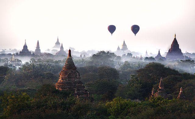 Zdjęcia: Bagan, Mandalay, W Krainie Utopii, MYANMAR