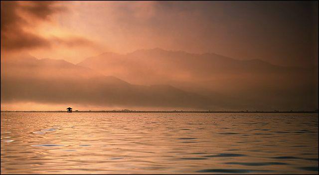 Zdjęcia: Jezioro Inle, Shan, Na jeziorze, MYANMAR