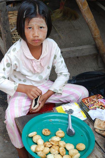 Zdjęcia: targ, BIRMA, ..., MYANMAR