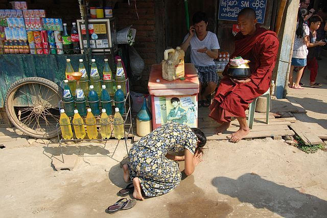 Zdjęcia: ulica, BIRMA, ..., MYANMAR
