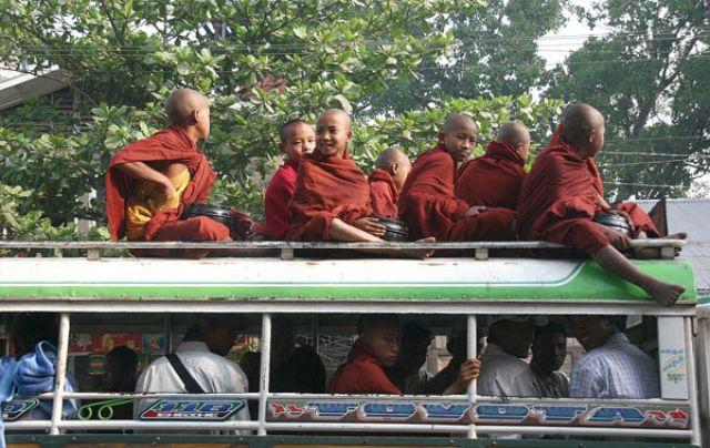 Zdjęcia: Yangon, Płd kraju, NA GAPE, MYANMAR
