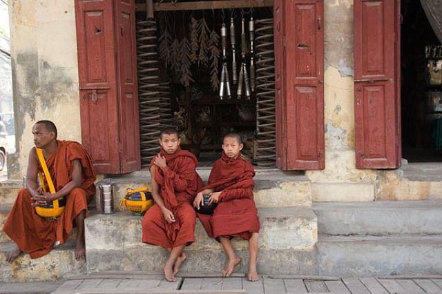 Zdjęcia: Yangon, ** * *, MYANMAR