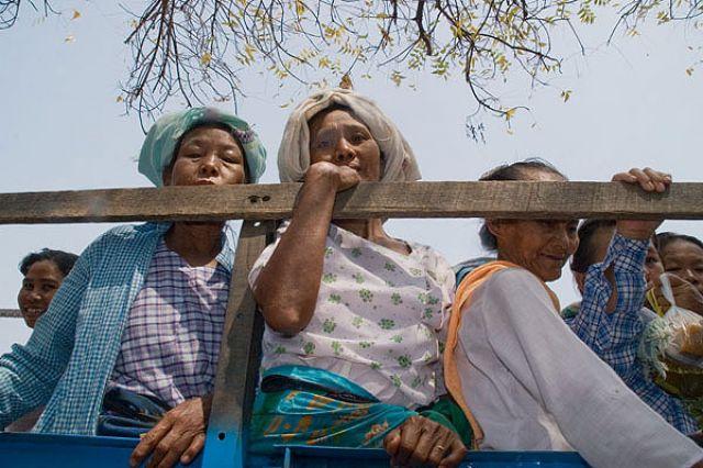 Zdj�cia: KYAIKHTO, * * *, MYANMAR