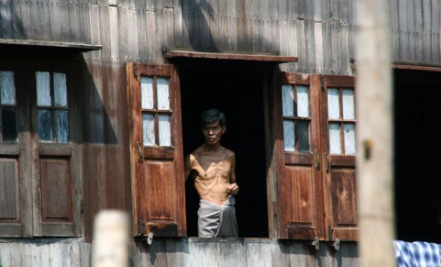 Zdjęcia: Jezioro INLE, Siłacz, MYANMAR