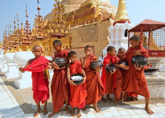 Zdjęcia: YANGUN , ***, MYANMAR