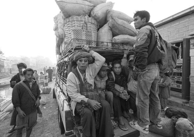 Zdjęcia: Nyaungshwenad nad j.INLE, ***, MYANMAR