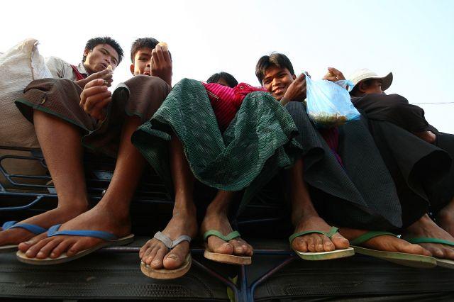 Zdjęcia: Yangun, W podróży, MYANMAR