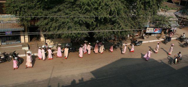 Zdjęcia: YANGUN , * * *, MYANMAR