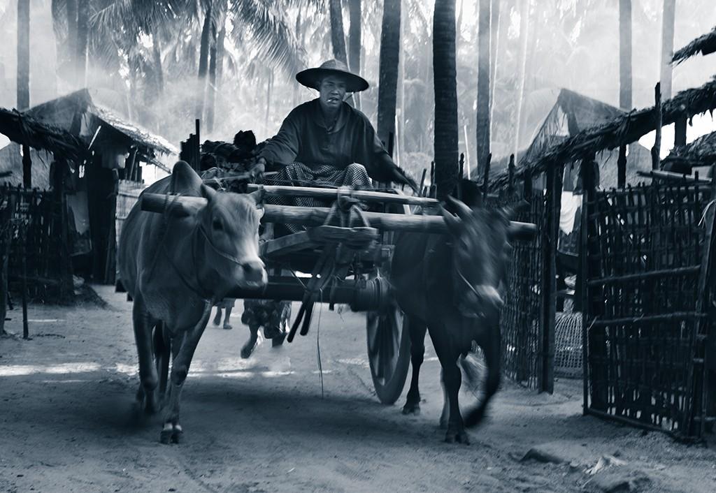 Zdjęcia: Ngapali, Rakhine, Czas sie zatrzymal, MYANMAR