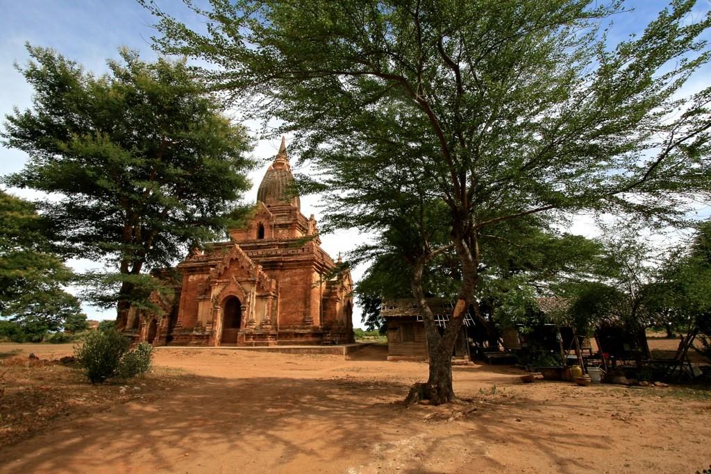 Zdjęcia: Bagan, pagoda w bagan, MYANMAR