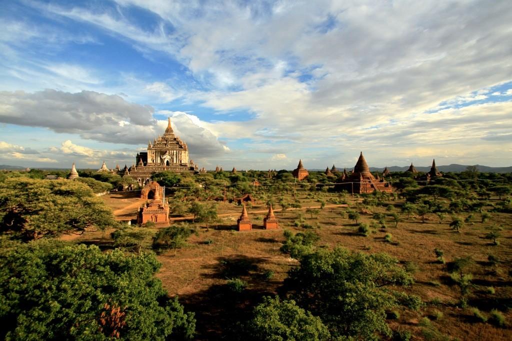Zdjęcia: Bagan, pagody po horyzont, MYANMAR