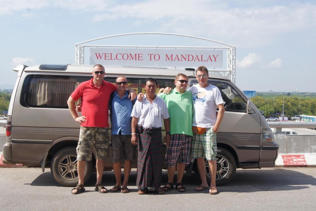 Zdjęcia: MANDALAY, MYANMAR, sPRAWDZONE NAMIARY NA PRZEWODNIKA, MYANMAR