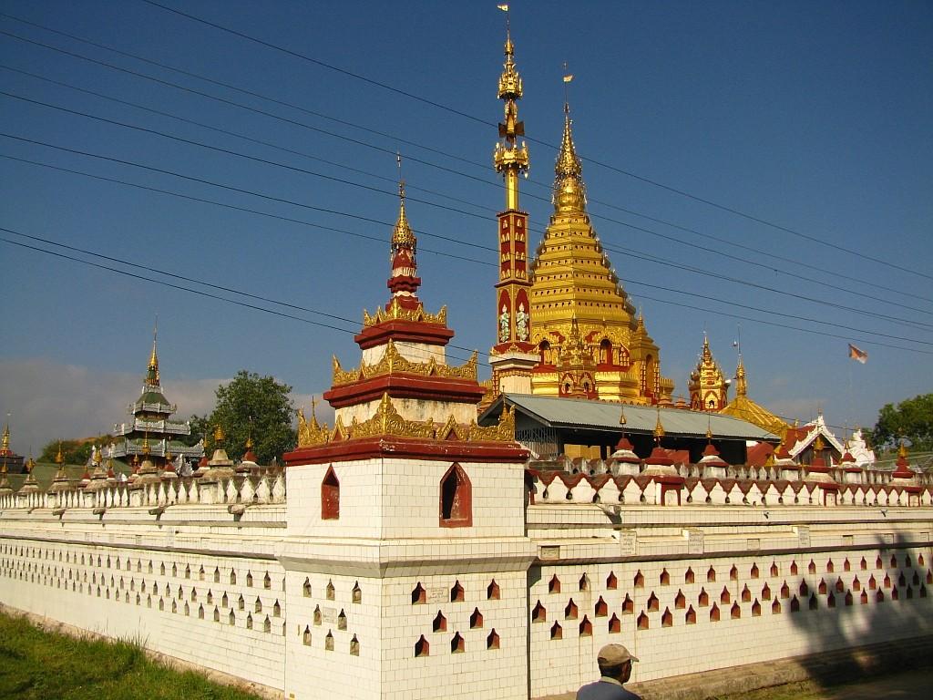 Zdjęcia: Nyauhshwe, stan Shan, Yandanamanaung Paya, MYANMAR