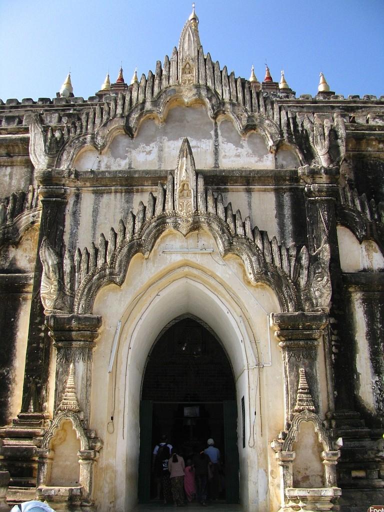 Zdjęcia: Stary Bagan, środkowa Birma, That Byin Nyu Patho, MYANMAR