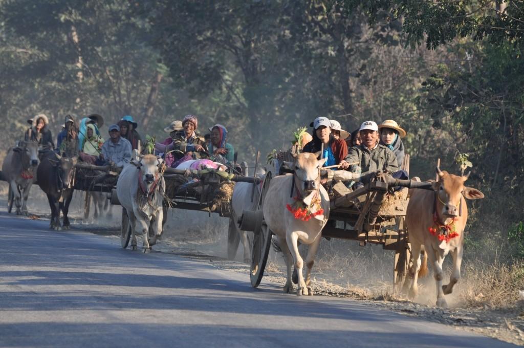 Zdjęcia: W drodze na południe, ?, Pocztowka z Birmy II, MYANMAR