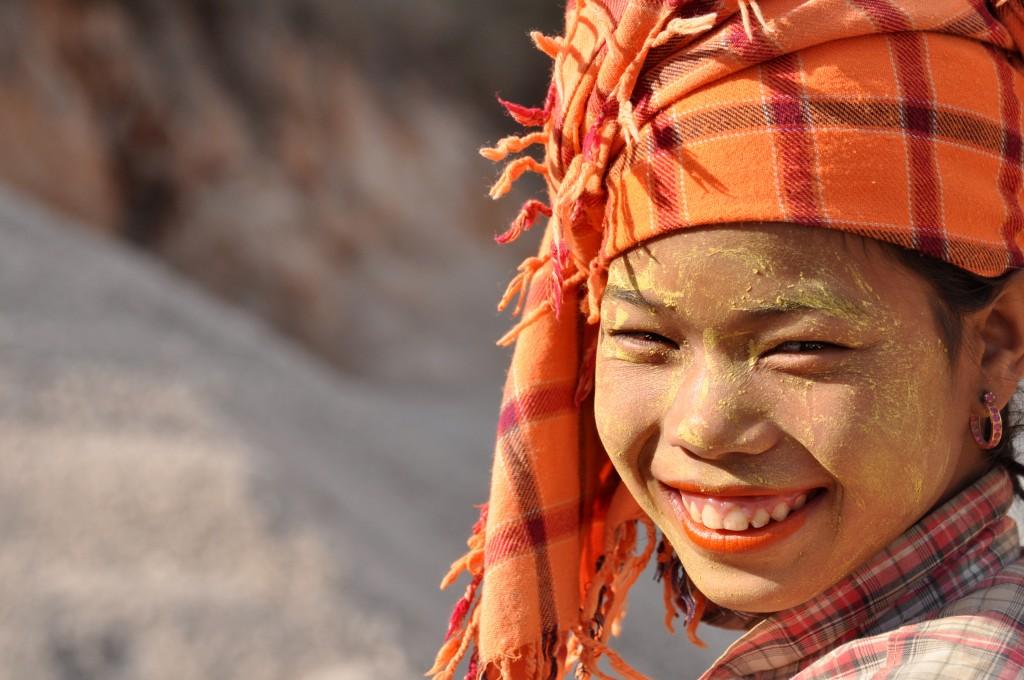 """Zdjęcia: Shan, Shan, KONKURS""""Ludzie w obiektywie podróżnika"""" RADOŚĆ, MYANMAR"""