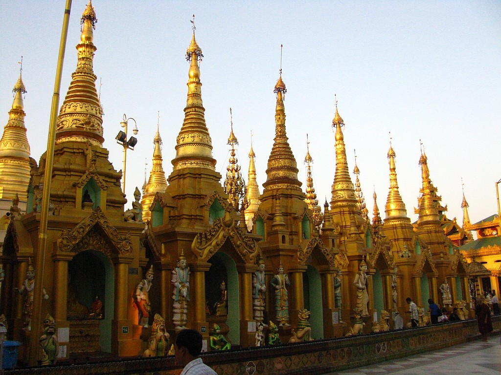 Yangon Myanmar  city photo : Zdjęcia: Yangon, Yangon, Shwedagon Paya, MYANMAR