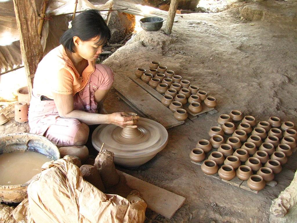 Zdjęcia: Twante, Delta Yrawadi, obrazki z Twante, MYANMAR