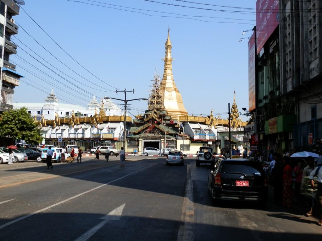 Zdjęcia: Dawna stolica, Rangon, Pagoda, MYANMAR
