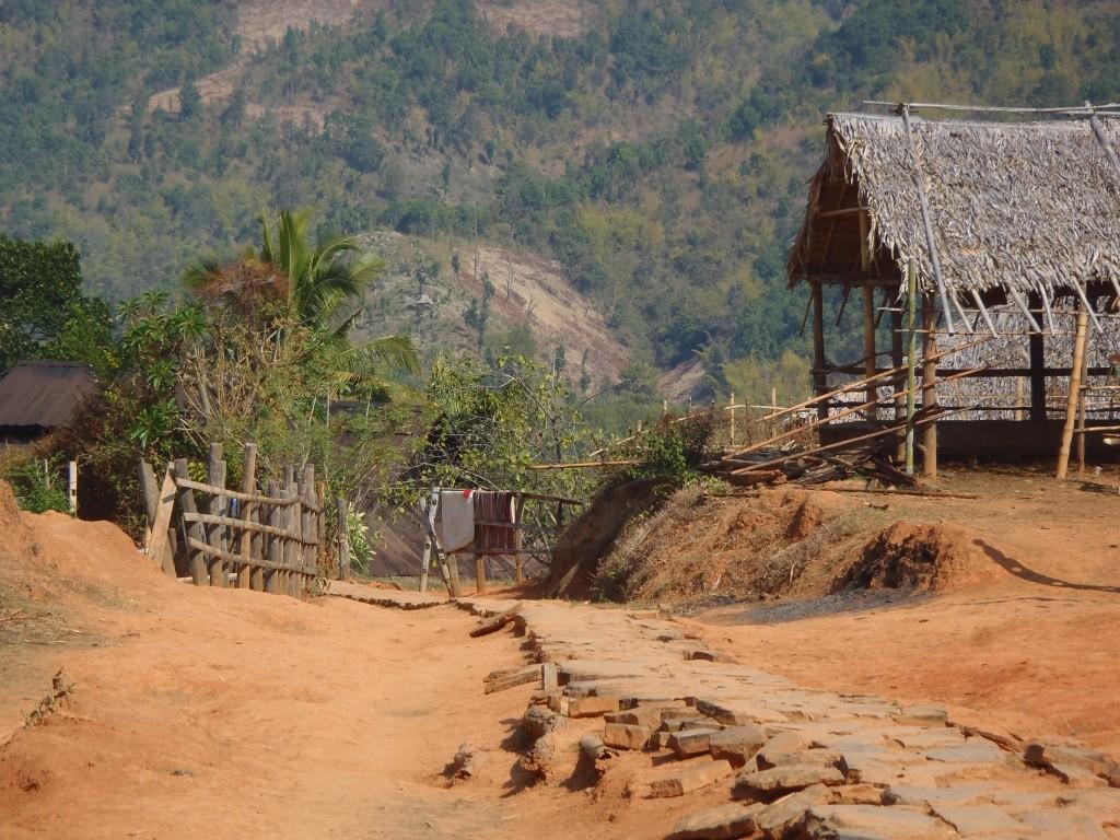 Zdjęcia: Na północ od Hsipaw, Zachodni, Birma, MYANMAR