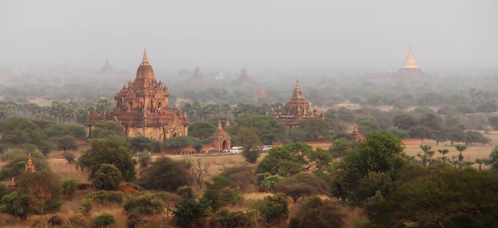 Zdjęcia: Bagan, Po prostu Bagan, MYANMAR