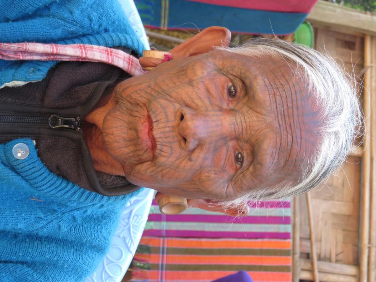 Zdjęcia: WIEŚ NAD RZEKĄ LORM, ARAKAN, PAJĘCZARKA, MYANMAR