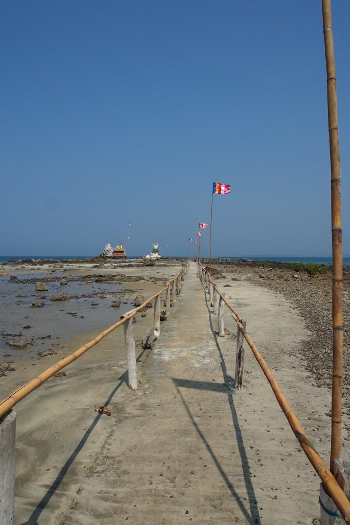 Zdjęcia: Ngwe Saung, zatoka bengalska, Snake Iland, MYANMAR