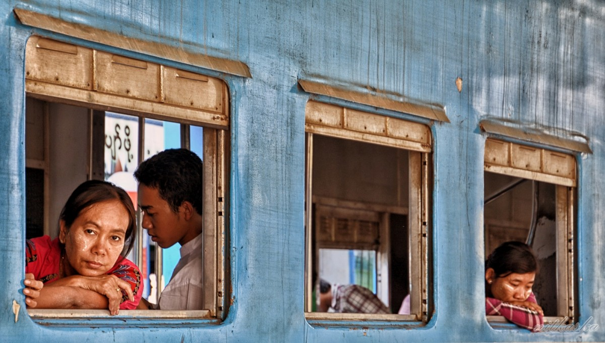 Zdjęcia: Yangon, Yangon, W podróży, MYANMAR