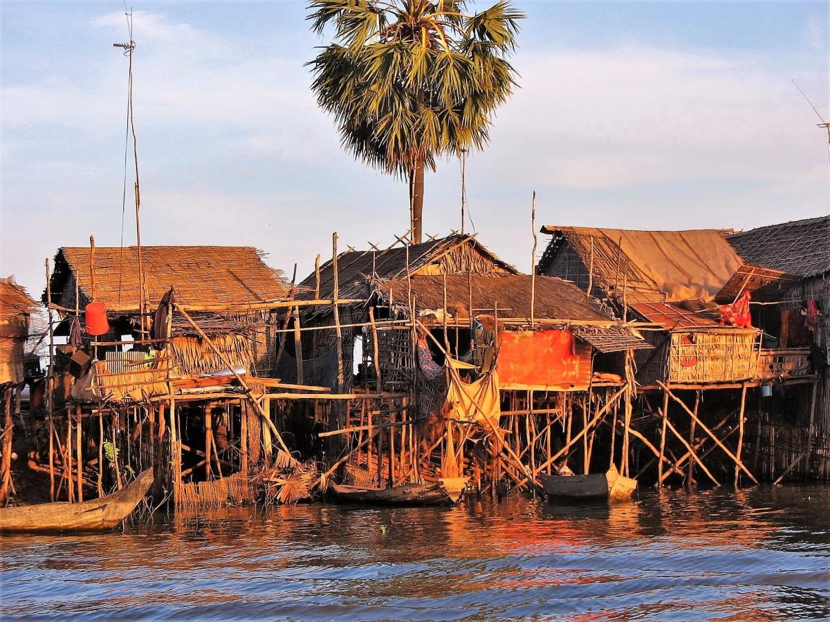 Zdjęcia: Jezioro INle, dystrykt Taunggyi, Jedno z najciekawszych jezior - INLE, MYANMAR