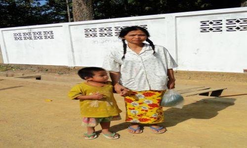 MYANMAR / - / Myanmar czyli BIRMA / Spacer?
