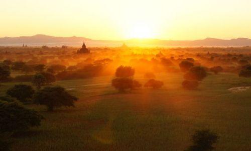 Zdjecie MYANMAR / Birma / Bagan / Bagan