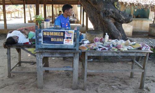 Zdjęcie MYANMAR / BIRMA / GDZIEŚ PO DRODZE / DOMOWA KUCHNIA
