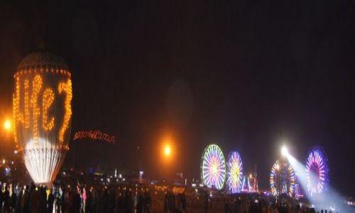 Zdjecie MYANMAR / BIRMA / Taunggyi / Taunggyi hot air balloon festival ZAGADKA
