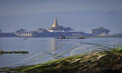 Zdjecie MYANMAR / - / Inle Lake / jezioro marzen