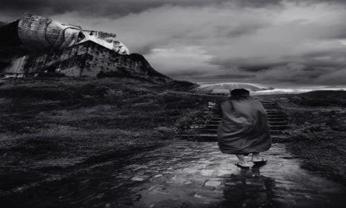 Zdjecie MYANMAR / poludnie  / okolice Kyakhat / ...