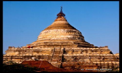 MYANMAR / Mandalay / Bagan / w Baganie