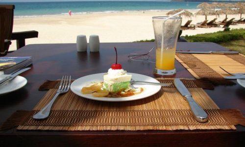 Zdjecie MYANMAR / brak / Ngapali beach / podwieczoerk gl