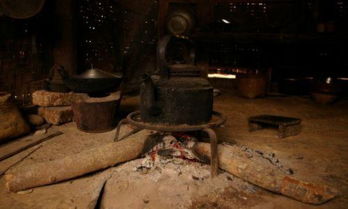 Zdjecie MYANMAR / Shan State / gdzieś między Kyaukme, a Hsipaw / Kuchnia