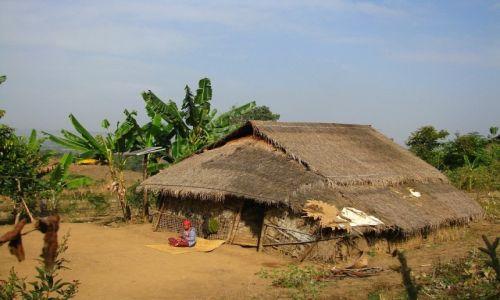 Zdjecie MYANMAR / stan Shan / okolice jeziora Inle / trekking po górskich wioskach ludu Pa-O