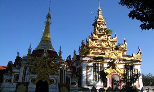 Zdjęcie MYANMAR / stan Shan / Nyauhshwe / Shwe Zali Paya