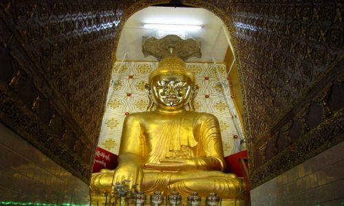 Zdjęcie MYANMAR / stan Shan / Nyauhshwe / Yandanamanaung Paya