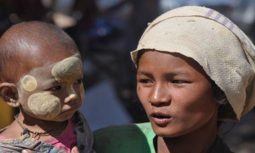 Zdjęcie MYANMAR / Bagan / Bagan / Pocztowka z Birmy I